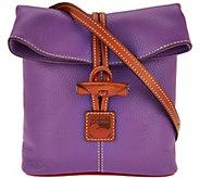 Dooney & Bourke Pebble Leather Toggle Crossbody - A289158