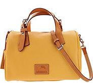 Dooney & Bourke Patterson Pebble Leather Kendra Satchel - A292758