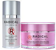 Radical Skincare Enzyme Peel & Travel Size Youth Infusion - A302058