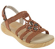 Alegria Braided Detail Sandals - Jena - A305558