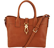As Is Dooney & Bourke Florentine Large Amelia Tote Handbag - A307558