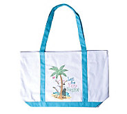 Let the Fun Begin Tote - A317858