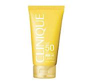 Clinique Sun SPF 50 Body Cream - A178259
