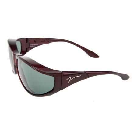 vistana overrx polarize sunglasses with flex2fit temples