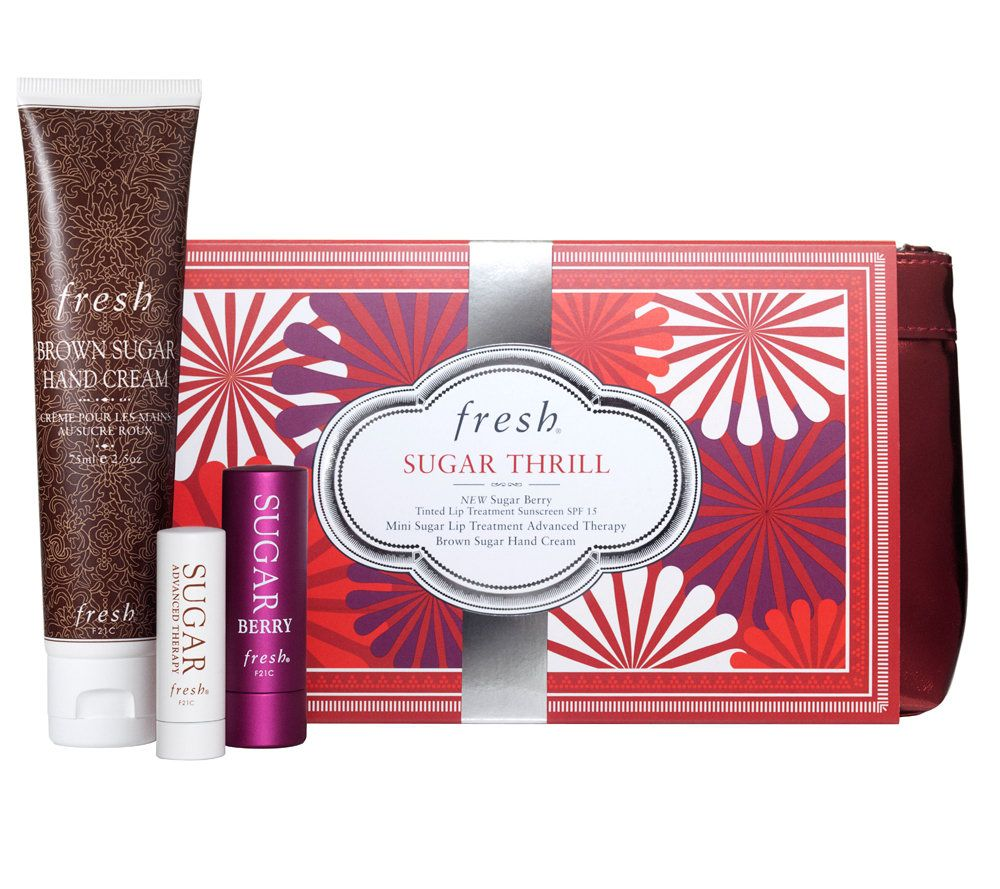Fresh Sugar Thrill Holiday Trio