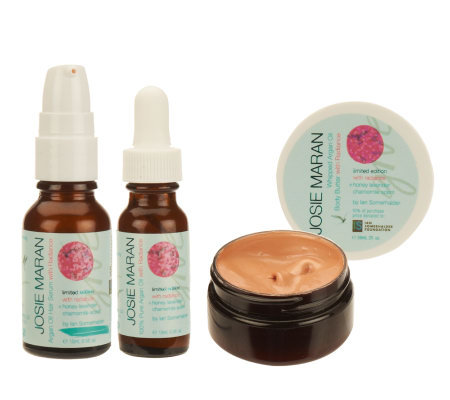 Josie Maran Argan Natural Radiance Model Citizen Collection