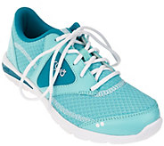 Ryka Lace-up Sneakers with CSS Technology -Access - A264659