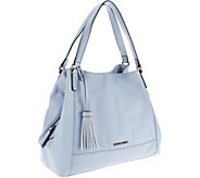 Tignanello Glove Leather Triple Compartment A-Line Shopper - A269259