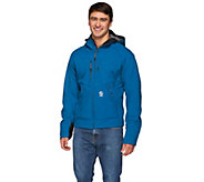 Loki 4-in-1 Mens Mountain Hoodie w/Built In Gloves - A269459