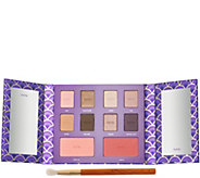tarte Full Face of Gorgeous Eye & Cheek Palette w/Brush - A274159