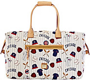 Dooney & Bourke MLB Cubs Duffel Bag - A280259