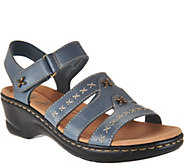 Clarks Leather Lightweight Sandals - Lexi Evelyn - A290059