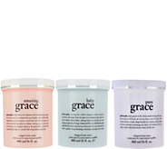 philosophy mega grace whipped body creme trio - A302959