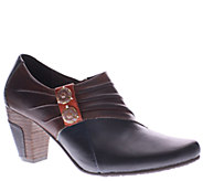 Spring Step LArtiste Leather Booties - Joella - A334159