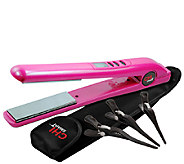 CHI Smart Titanium Ceramic Volumizing Digital Styling Iron - A337859