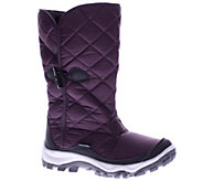 Spring Step Waterproof Nylon Winter Boots - Lunar - A338959