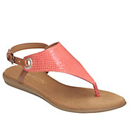 Aerosoles Tongs Sandals with Backstrap - Conchlusion - A339259