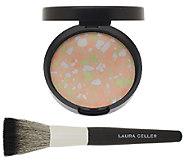 Laura Geller Color Optics CC Finishing Powder w/ Brush - A240560