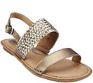 B.O.C Double Strap Sandals with Adj. Backstrap - Costa - A262160