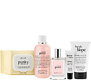 philosophy purity, hope & grace 5pc care package - A267160
