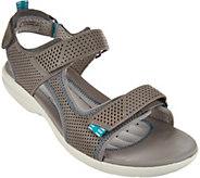 Clarks UnStructured Leather Sport Sandals - Un.Neema - A275960