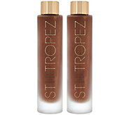 St. Tropez Self-tan Hydrating Luxe Dry Oil Duo - A277960