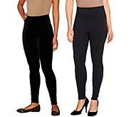 Assets Red Hot Label by Spanx Shaping Leggings - A278360