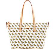 Dooney & Bourke NCAA University of Central Florida Zip Top Shopper - A283260
