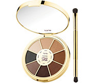 tarte Rainforest of the Sea Shadow Palette V2 w/ Brush - A285460