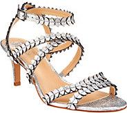 Vince Camuto Leather Multi Strap Sandals - Yuria - A306360