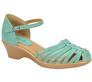 Softspots Tatianna Huarache Leather Sandals