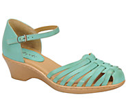 Softspots Leather Huarache Sandals -Tatianna - A332660