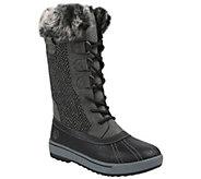Northside Knit Boots - Bishop - A358960