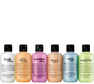 philosophy shower gel 6-pack - A359460