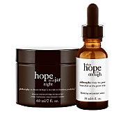 philosophy treat & sleep replenishing skincare duo - A238261
