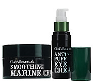 Clarks Botanicals Marine Cream & Anti-Aging Eye Cream - A260061