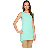 Liz Claiborne New York Essentials Sleeveless Tunic - A261261