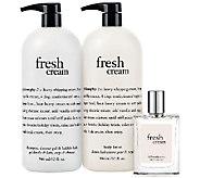 philosophy fresh cream dreamy trio - A265661
