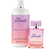 philosophy live joyously fragrance and shower gel duo - A267161