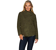 Lisa Rinna Collection Boucle Shawl Collar Jacket - A278961