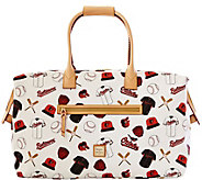 Dooney & Bourke MLB Orioles Duffel Bag - A280261