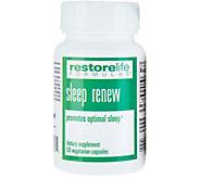 RestoreLife Formulas Sleep Renew 30-day Supply Auto-Delivery - A300561