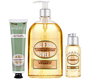 LOccitane Almond Shower Gel & Hand Cream 3-pc. Set - A301861