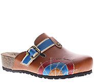 Spring Step LArtiste Leather Clogs - Valeria - A334361