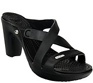Crocs Croslite Sandals - Cyprus IV Heel - A336361