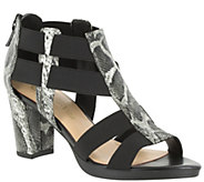 Bella Vita Caged Sandals - Lincoln - A339061