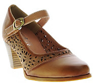 Spring Step LArtiste Leather Mary Janes - Efren - A340761