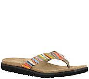 Easy Street Thong Sandals - Stevie - A363961