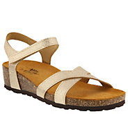 Spring Step Leather Sandals - Illian - A364161