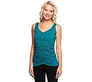 Legacy Conceal It with Style Ruched Tank - A222562